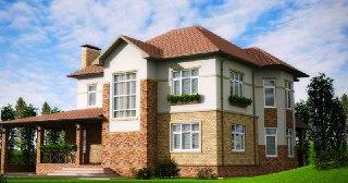 Фасадные работы Нижний Тагил цена от 267 руб. м2