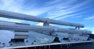 Монтаж снегозадержателей Нижний Тагил цена от 854 руб.